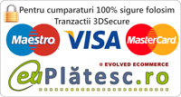 Secure pay through EU PLATESC